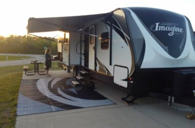 Everything You Need To Know About Rv Awning Maintenance Camper Awnings Awnings For Sale Rv