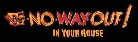 Iyh20 No Way Out Logo Wwe Logos Wwe Logo Logos Neon Signs