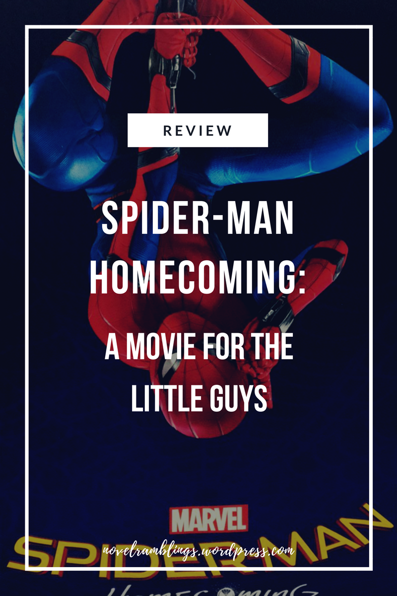 SpiderMan Review (2017) A Movie for the