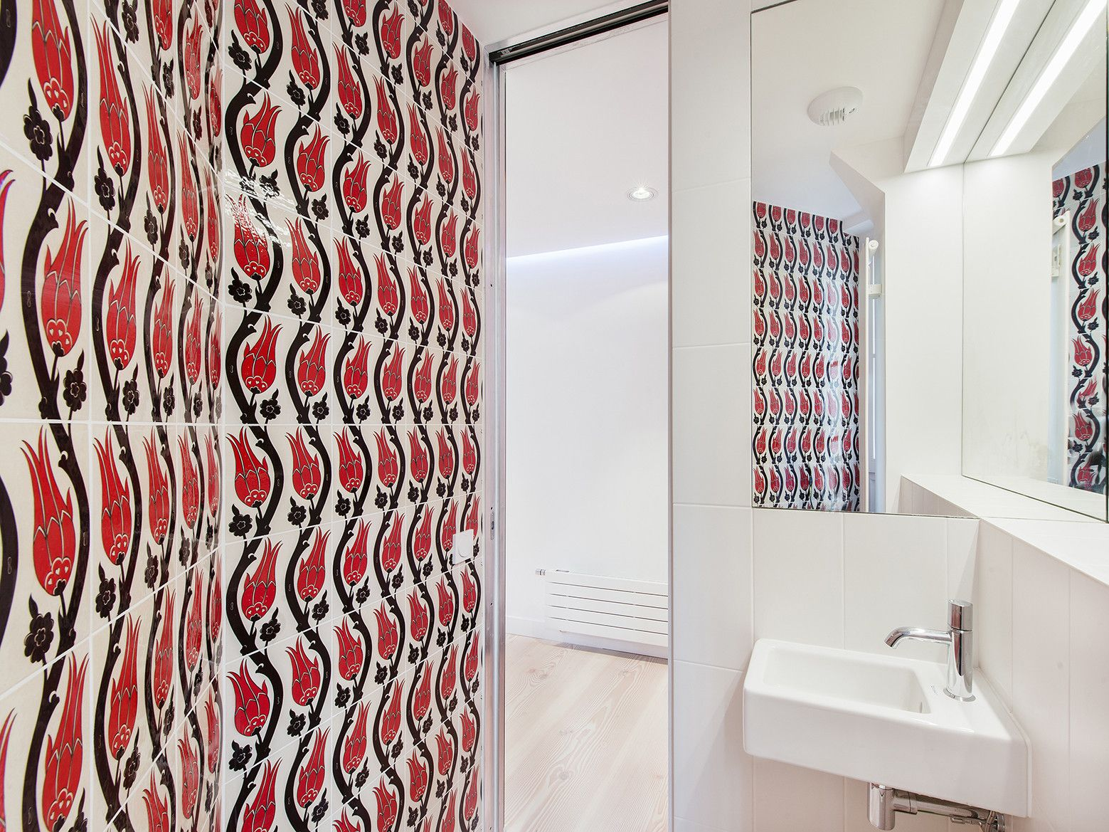 archdaily - apartment in Rue de Lille