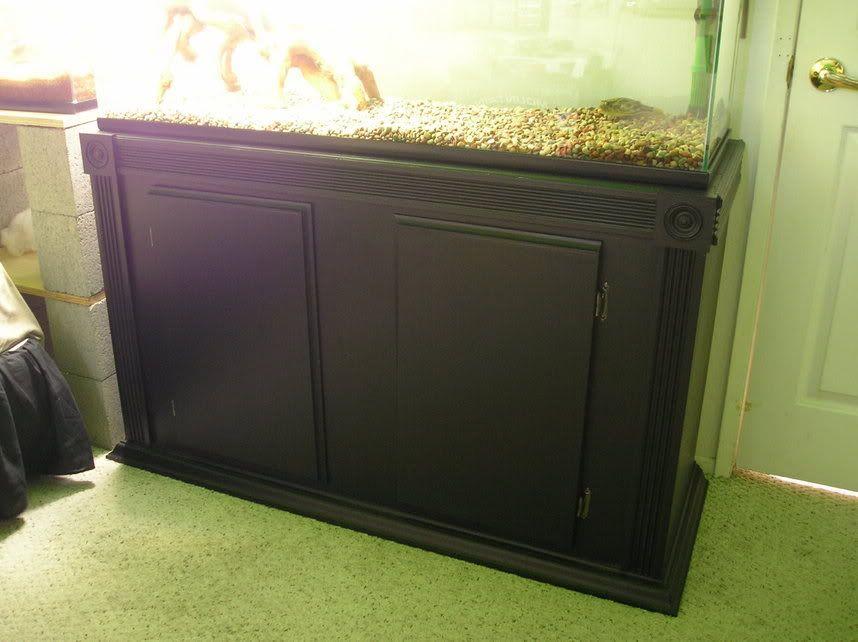 55 Gallon stand plans? - DIY Aquarium Projects - Aquatic Plant Central & 55 Gallon stand plans? - DIY Aquarium Projects - Aquatic Plant ...