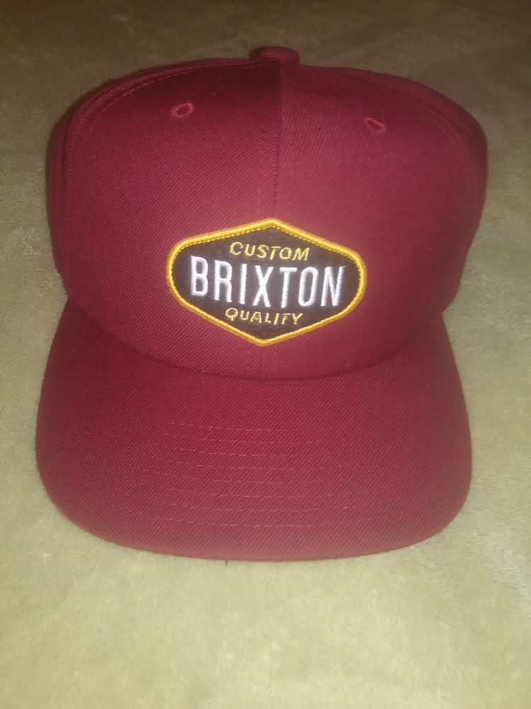 5253c1cf5891f Brixton hat snapback  fashion  clothing  shoes  accessories   mensaccessories  hats (ebay link)