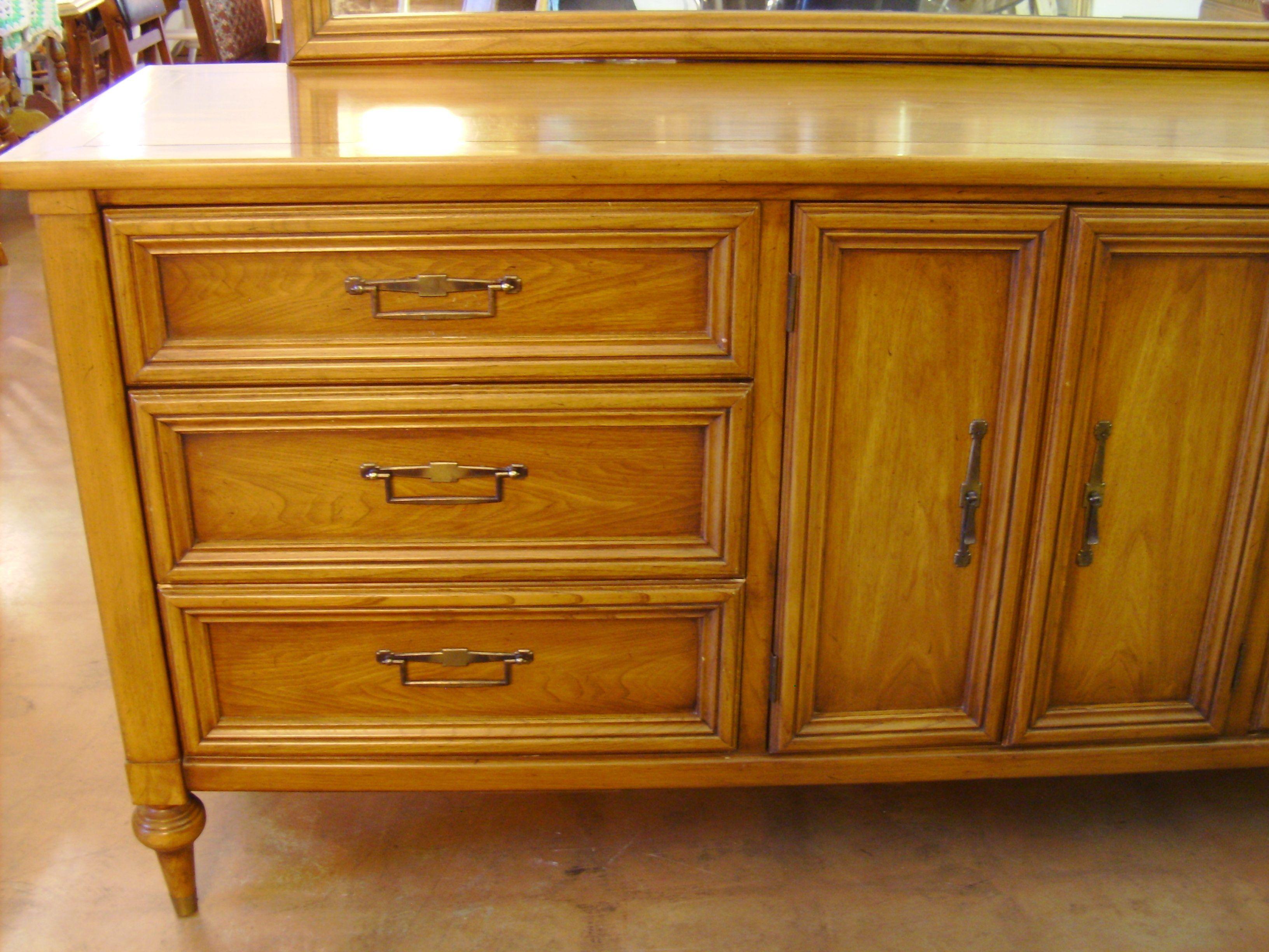 Mid Century Modern Dresser Diy