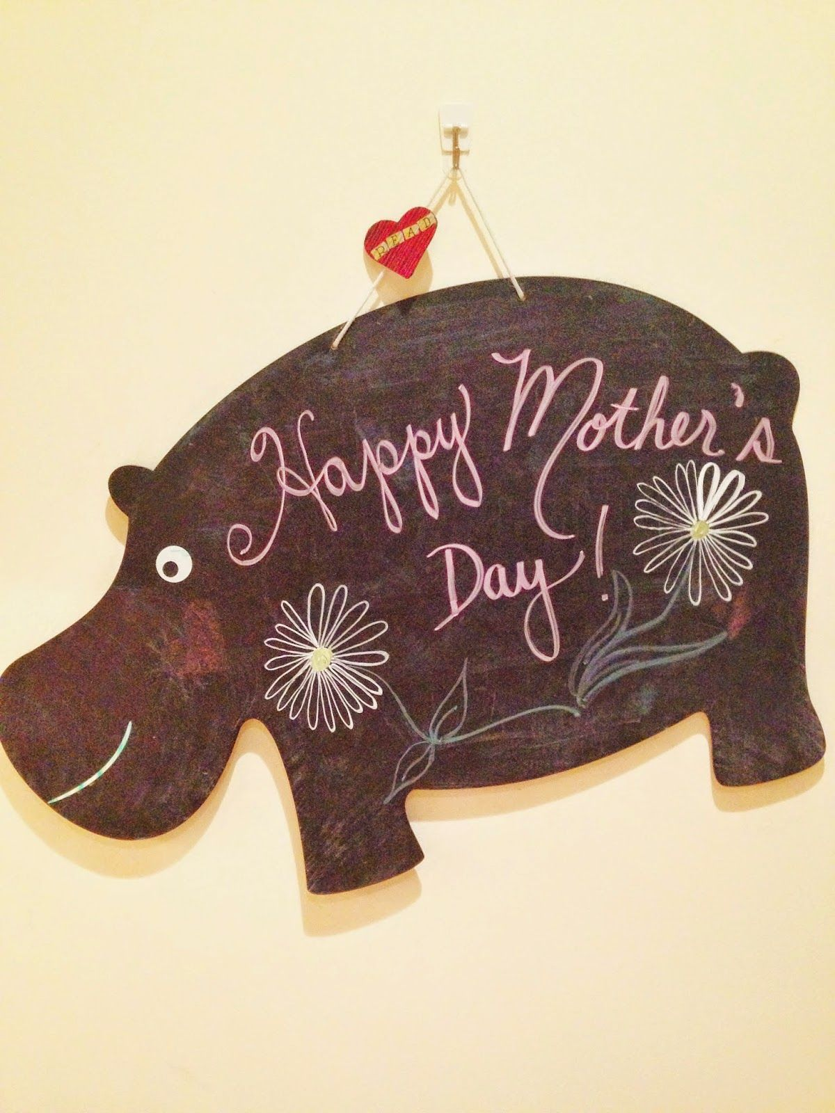 Scissors and Ink: A Floral Mother's Day