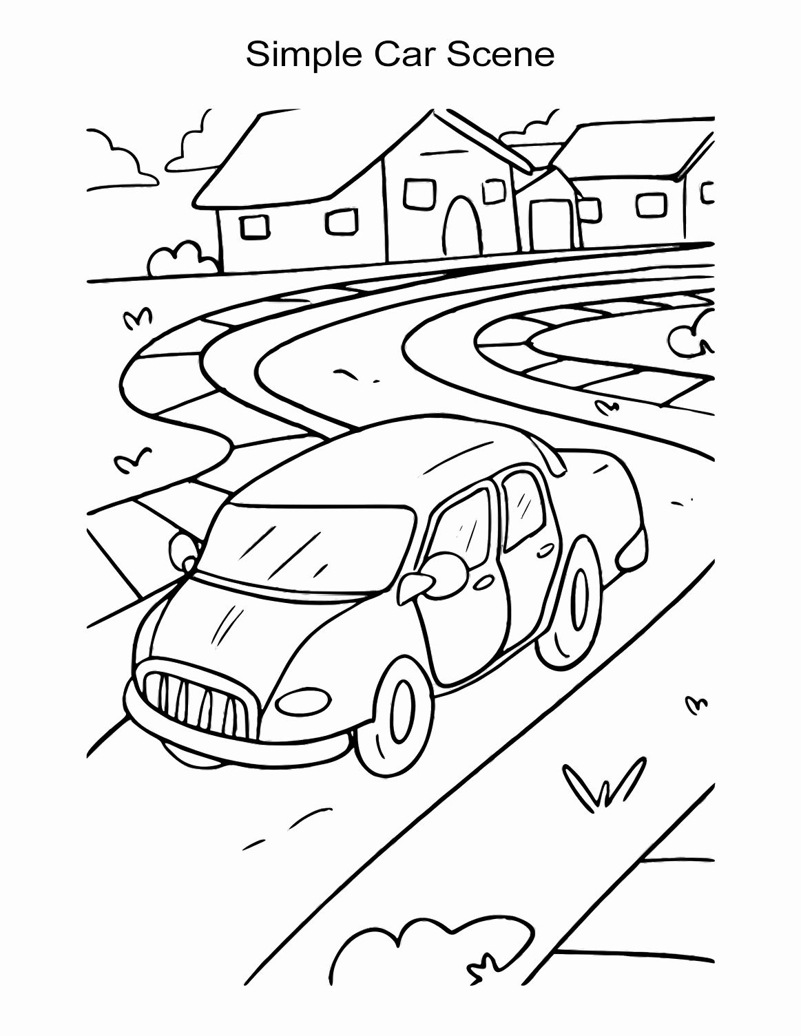 Barbie Car Coloring Pages Fresh Coloring Ideas Car Coloring Sheets