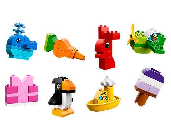 fun creations 10865 duplo lego shop f r kinder. Black Bedroom Furniture Sets. Home Design Ideas