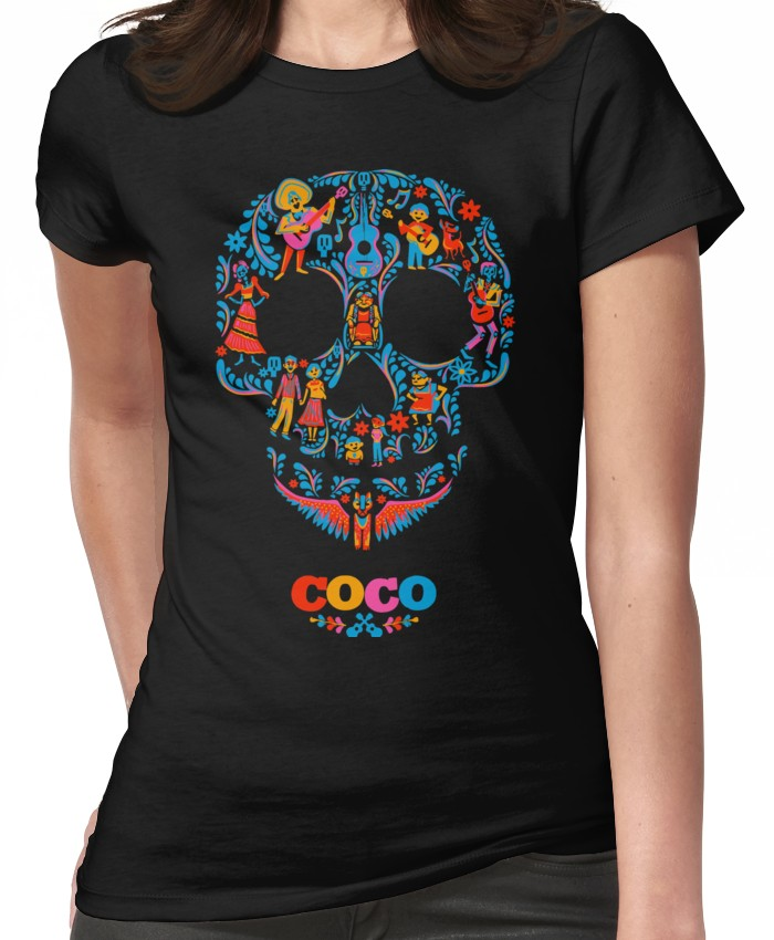 e764646a7 Coco  T-Shirt by asusemas