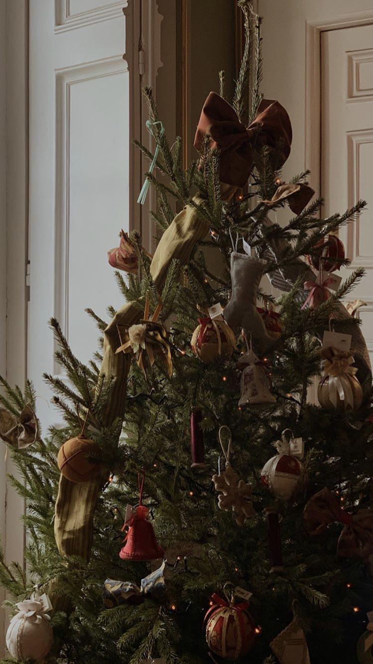 Albero Di Natale Yule.Paolo Abate Vintage Christmas Tree Decorations Christmas Celebrations Christmas Tree Decorations