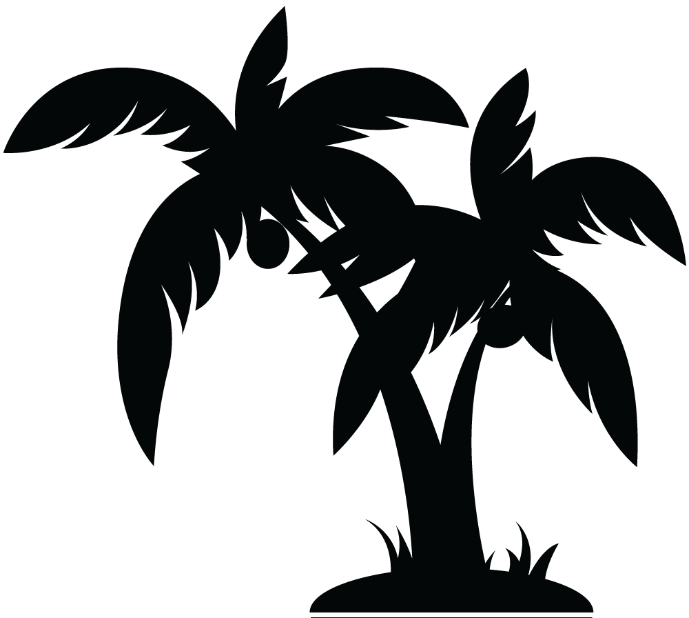 Palm Tree Decal Palm Tree Pictures Palm Tree Drawing Palm Trees
