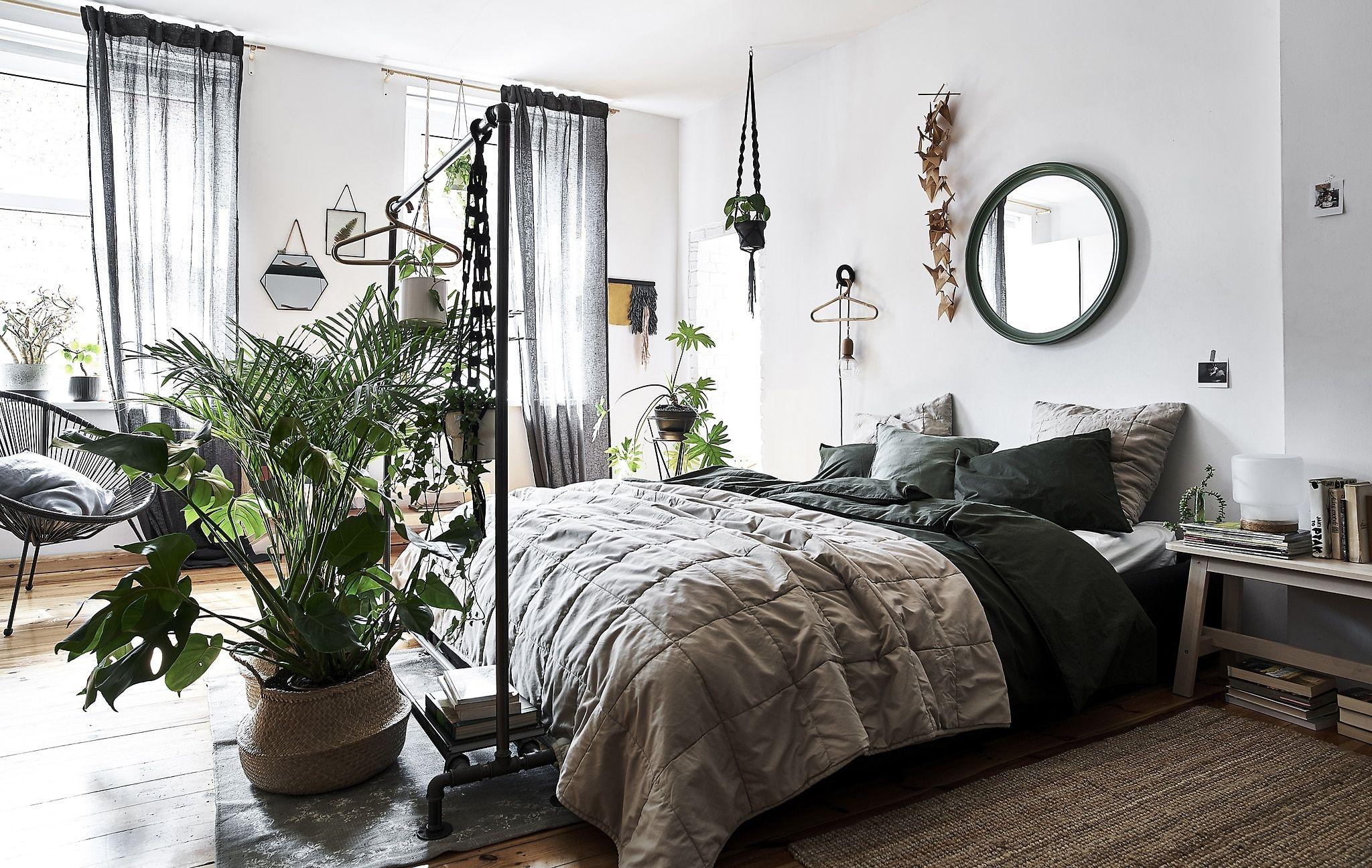 Image result for ikea bedroom ideas Relaxing bedroom