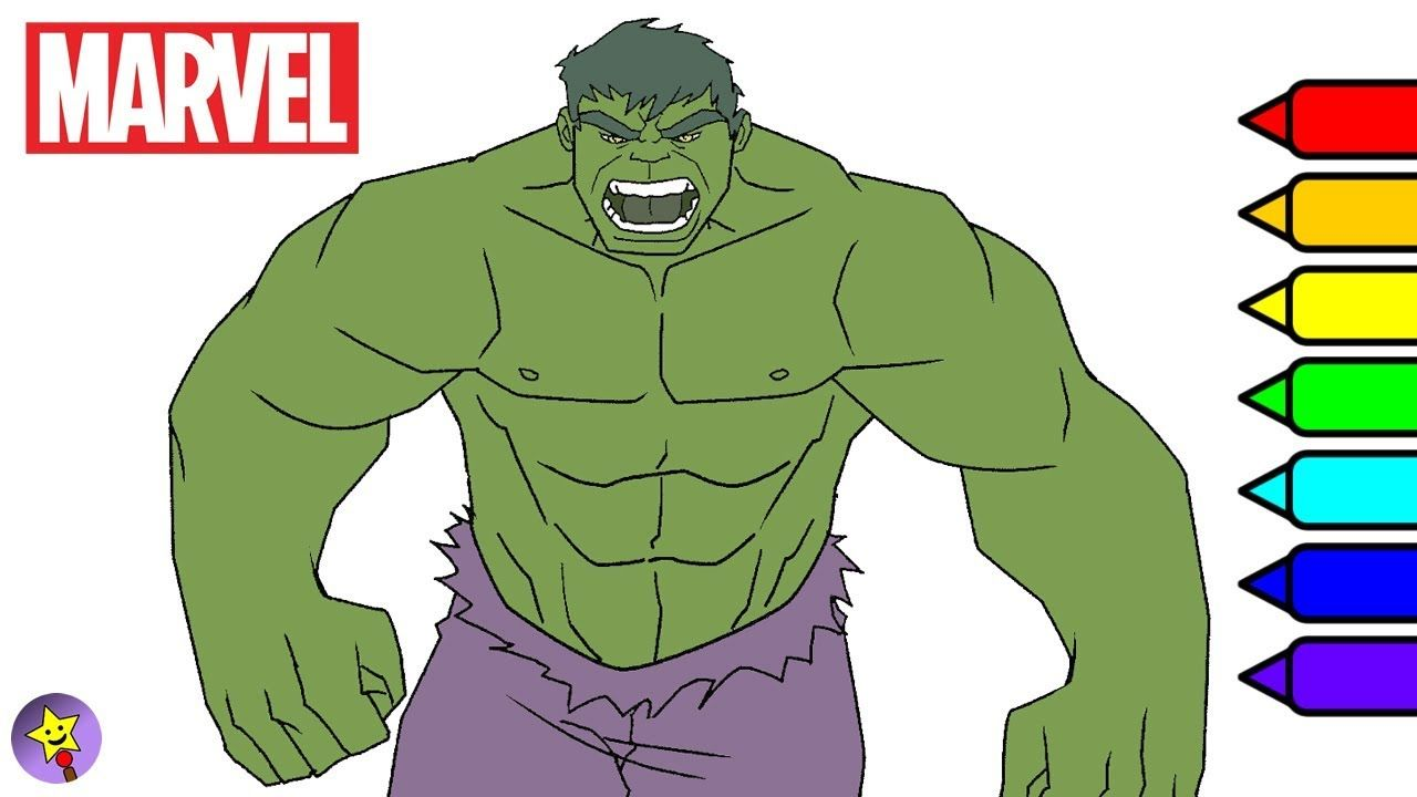 Free Printable Hulk Coloring Pages For Kids | 720x1280