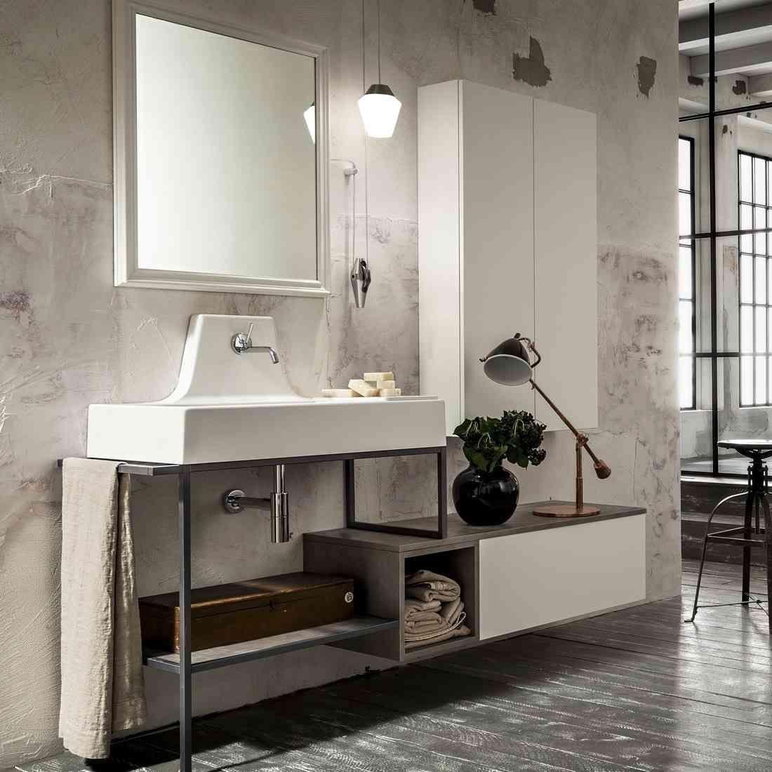 Cuarto de baño moderno Play Cerasa   Mobile bagno, Mobili ...