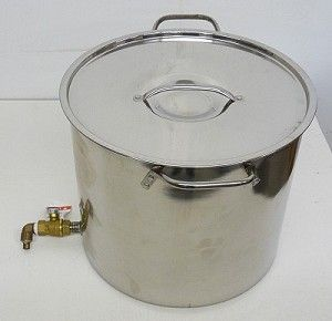 stainless steel pot (With images) | Maple syrup evaporator ...