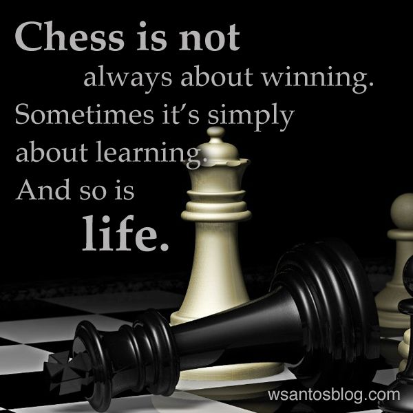 Pin by Myriam salinas on Chess | Chess quotes, How to play ...