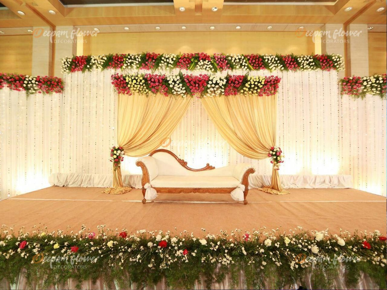 Handsome Aided 5 Star Wedding Shop Low Prices Wedding Stage Decorations Engagement Stage Decoration Stage Decorations