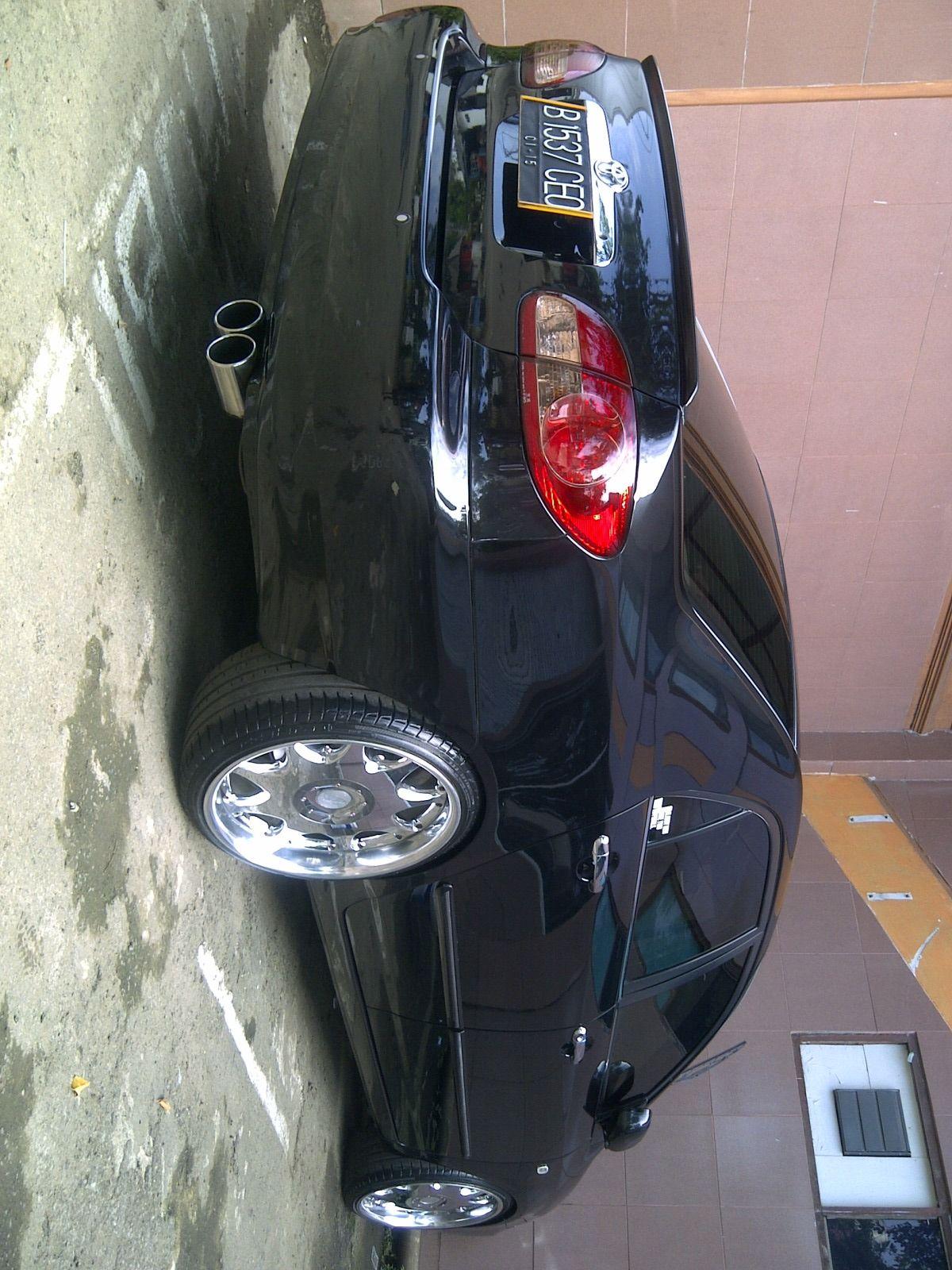 Toyota corolla altis glamemotion