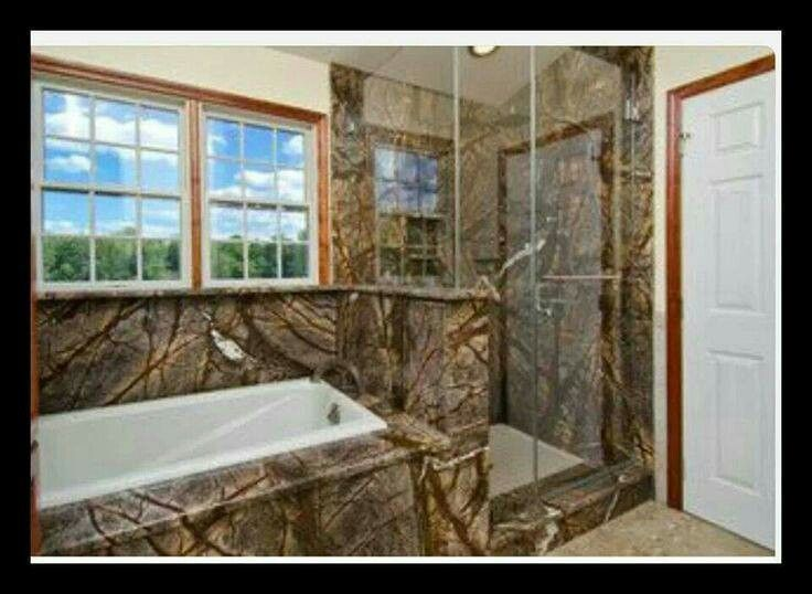 Awesome Camo Bathroom | Camo Bathroom, We Have Priced This Already And Love It!