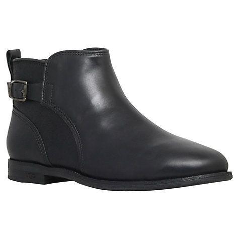 ugg blaise flat short calf boots