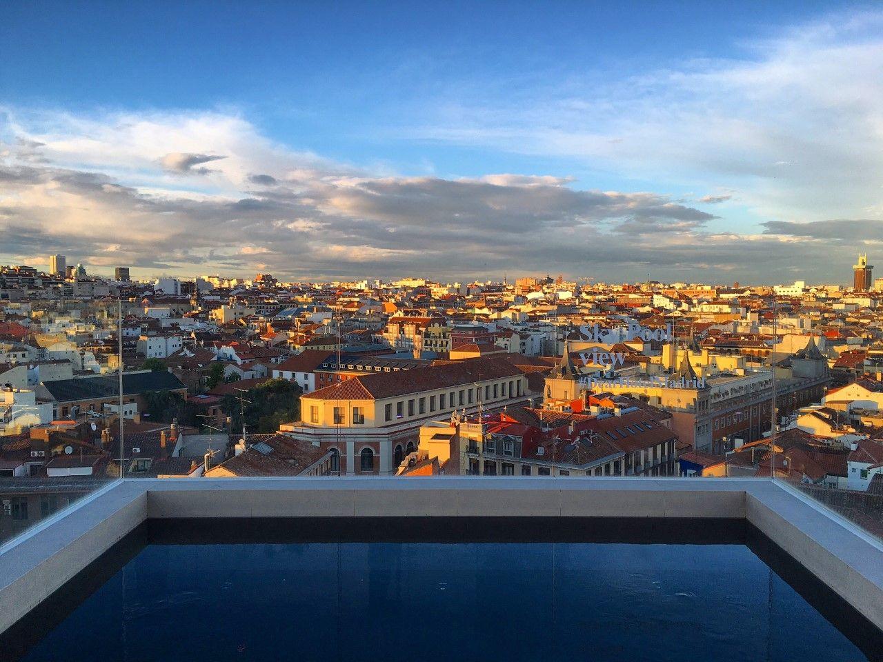 De Madrid Al Cielo Pasando Por Estas Nueve Terrazas Terrazas Secretos De Madrid Terraza Azotea