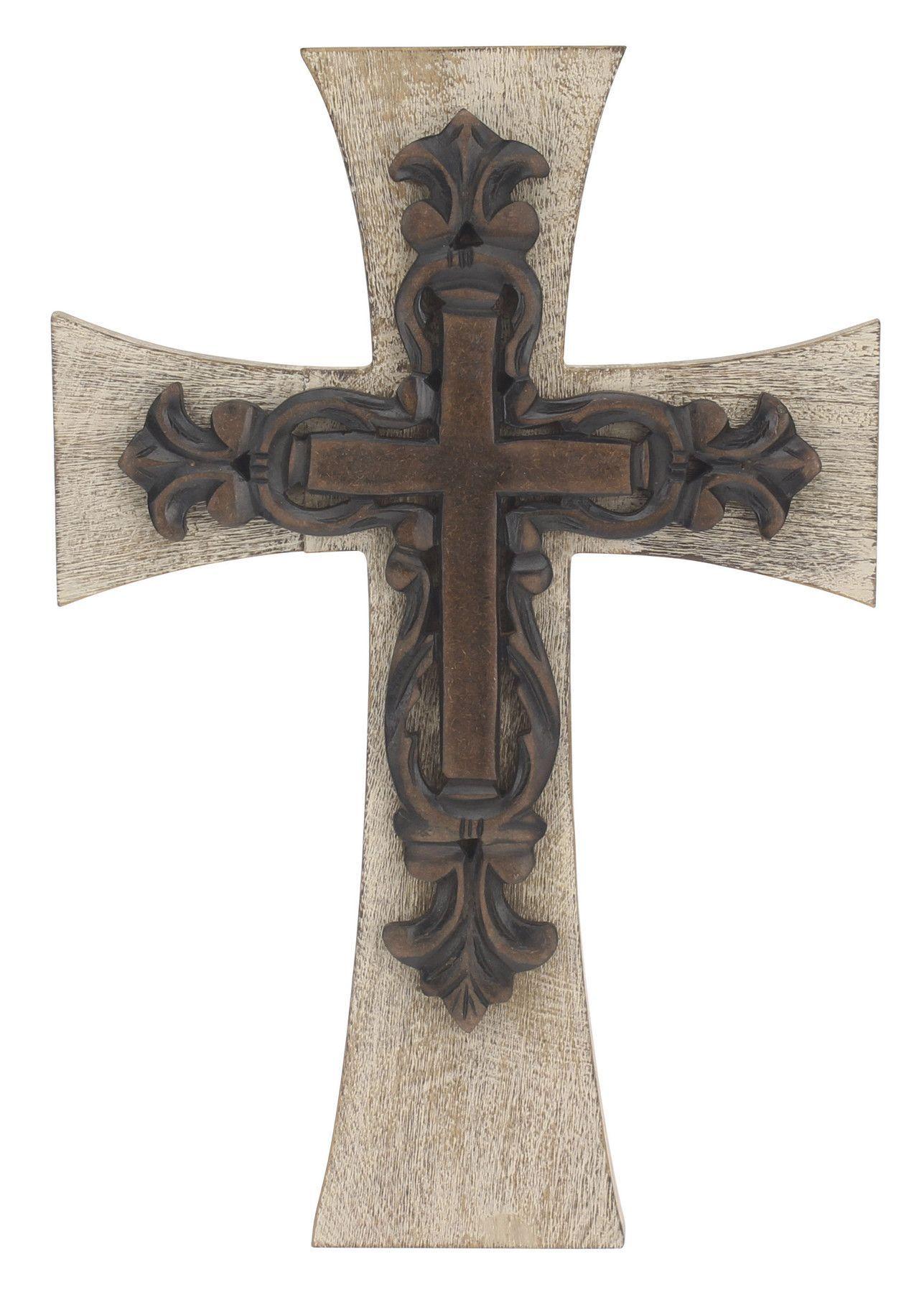 Ckk Home Décor Lp Stonebriar Cross Wall Decor Church