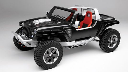 Jeep Hurricane Limited Edition Model I Would So Love To Own
