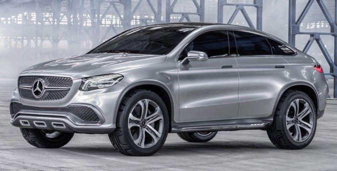 Mercedes Concept Coupe SUV  Automobile Amour  Pinterest  Coupe