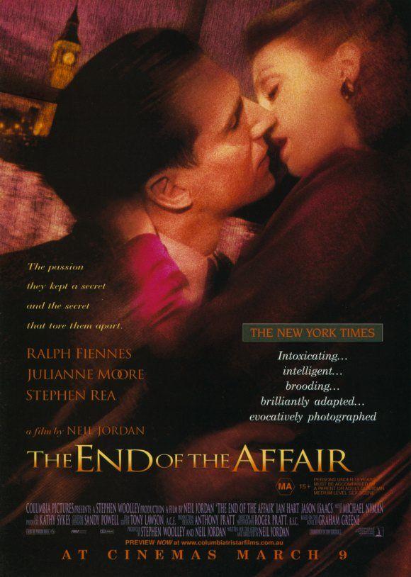 Fim de caso- The End of the Affair