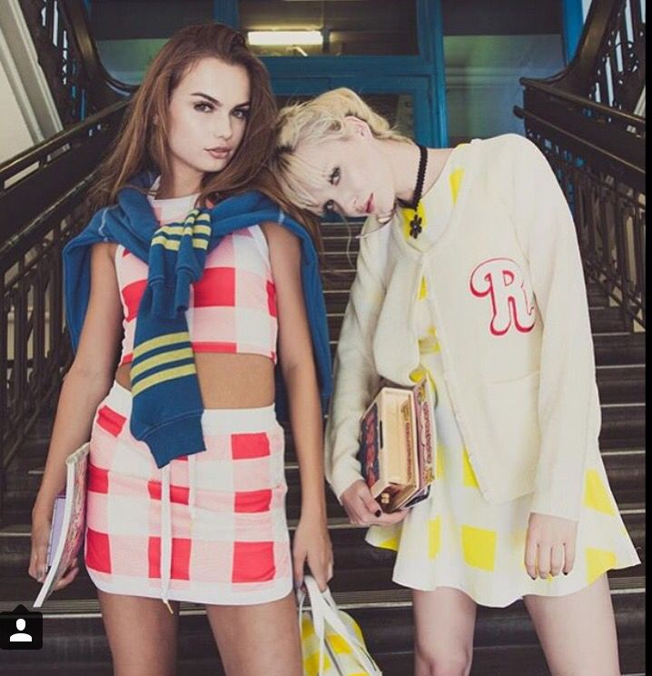 """Fashion """"clueless inspired"""""""
