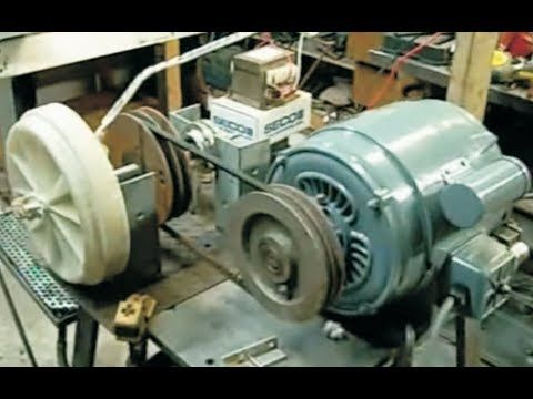 8e38cddb2df 35KW Self Running Free Electricity Generator with No Petrol - YouTube