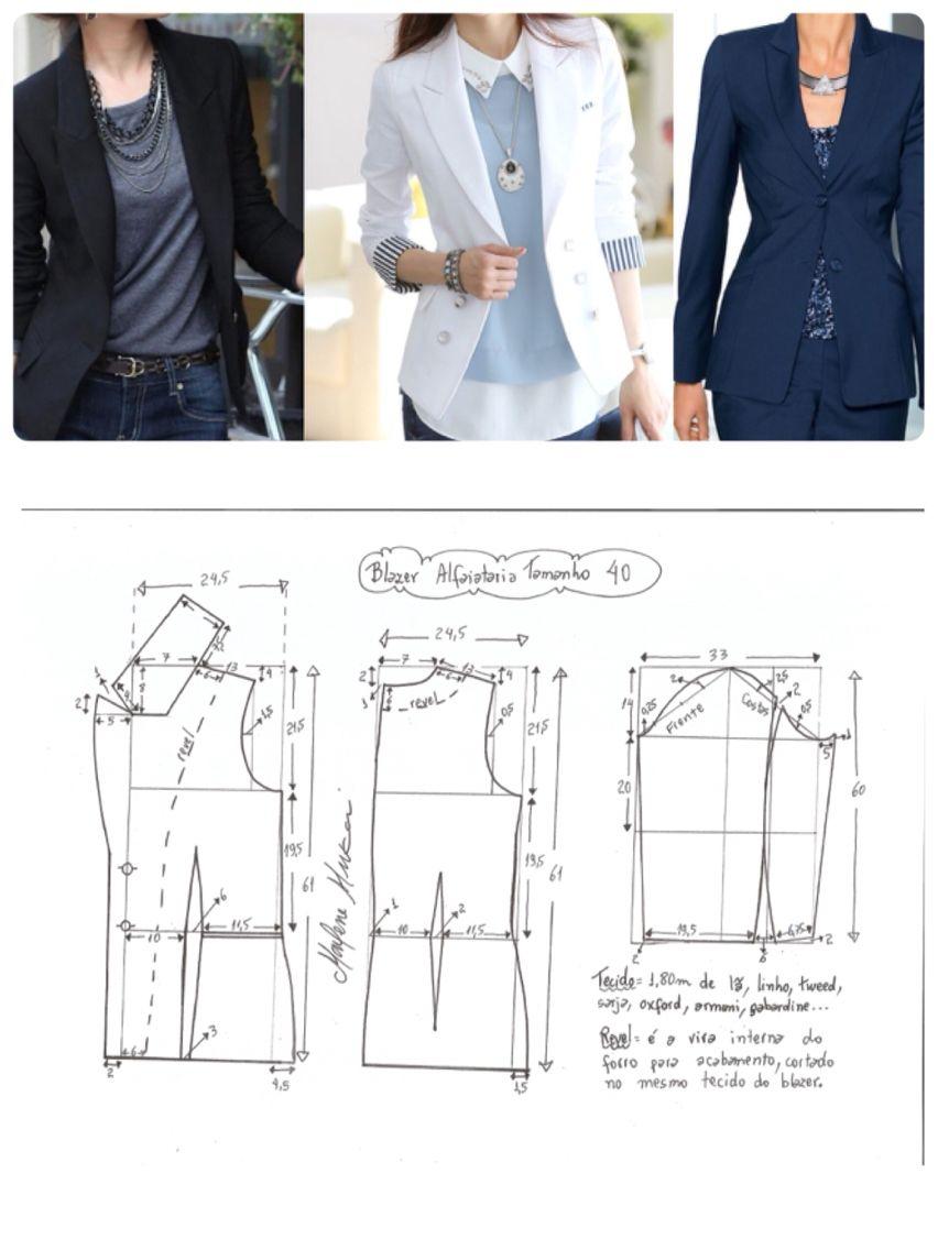 Chaleco | Moda | Pinterest | Costura, Ropa y Vestidos