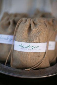 Kona Coffee Wedding Favors