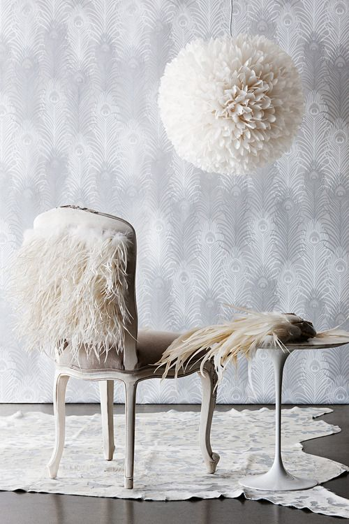Bring In Some Feathery Accessories And Accents Upgrade Any Room