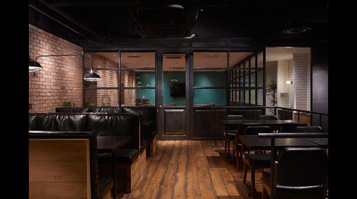 日清食品ホールディングス 株価連動型社員食堂「KABUTERIA」 | 納入事例 | コクヨファニチャー株式会社