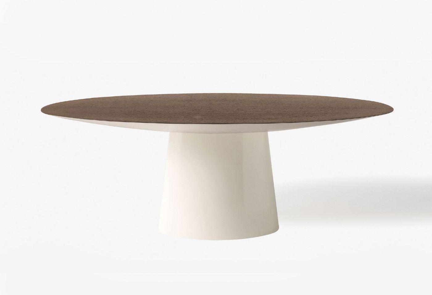 Modern Tisch / Holz / aus Marmor / Glas - UFO - Emmemobili ...