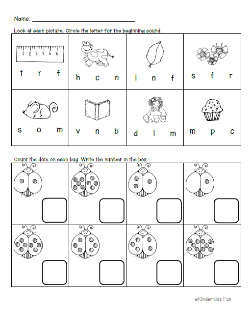 homework sheets for preschoolers homework activity sheet beginning sounds review counting up to - Activity Sheet For Preschoolers