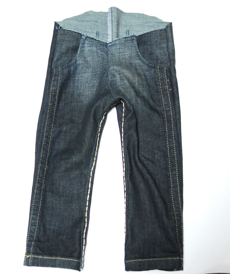 Shwin: Up-Cycled designer Denim. your old jeans into your kid's new jeans!
