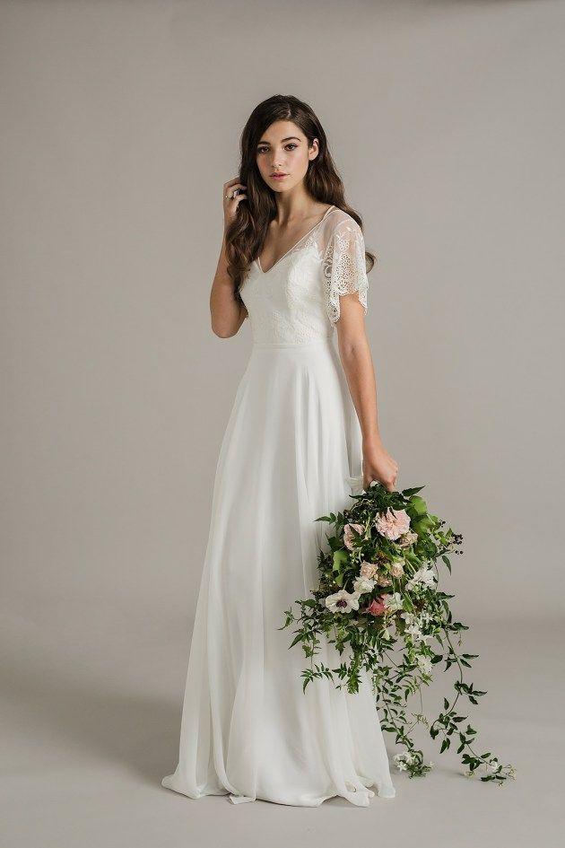 Sally Eagle Wedding Dress Collection 2017: Dusk