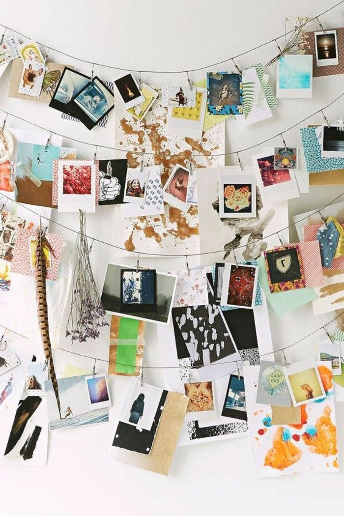 120 idées pour la chambre d\'ado unique! | pivoines | Comment décorer ...