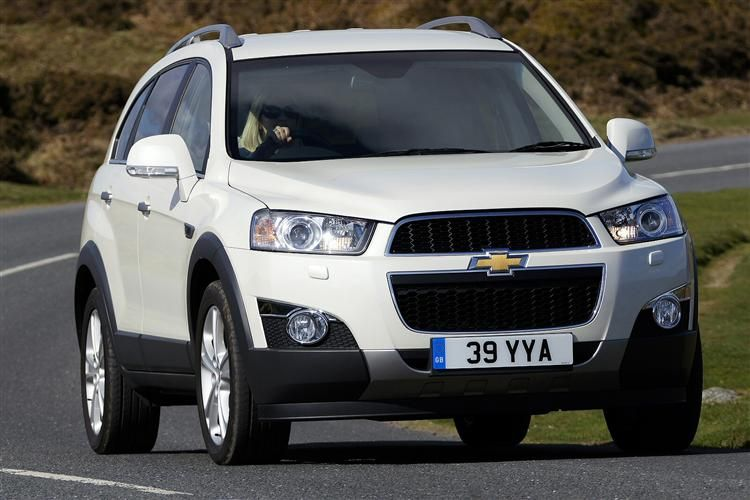 Chevrolet Captiva Carros