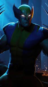 Fortnite Wolverine Marvel 4k Wallpaper 3 2643 In 2020 Marvel 4k Wallpaper Wolverine Marvel Marvel 4k