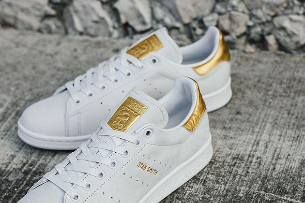 adidas Stan Smith 999 24K Gold | Adidas