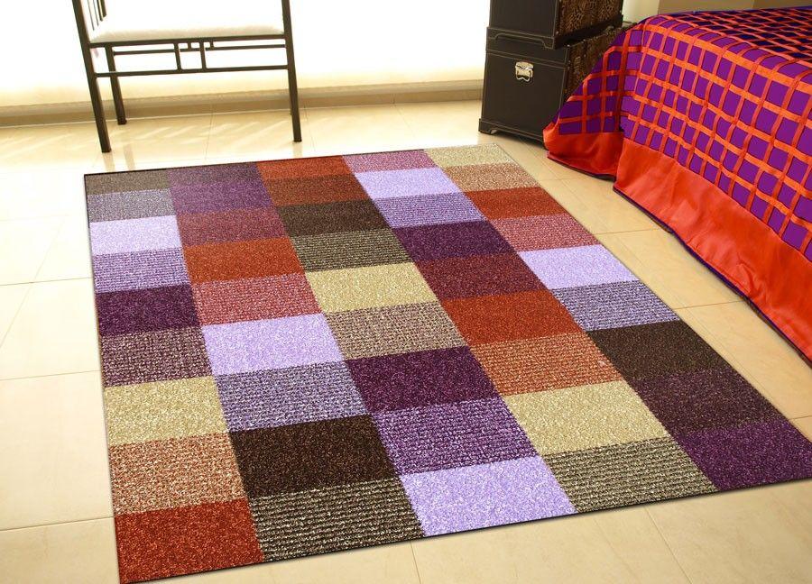 Alfombras de poliacril modelo frisse composici n poli for Modelos de alfombras
