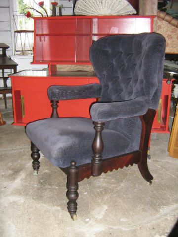 Edwardian Reclining Chair | Living room furniture, Home ...