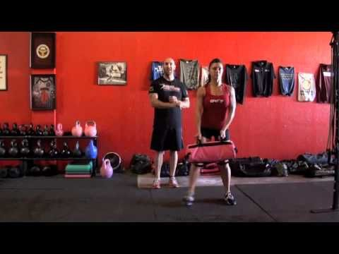 full body ultimate sandbag training circuit training