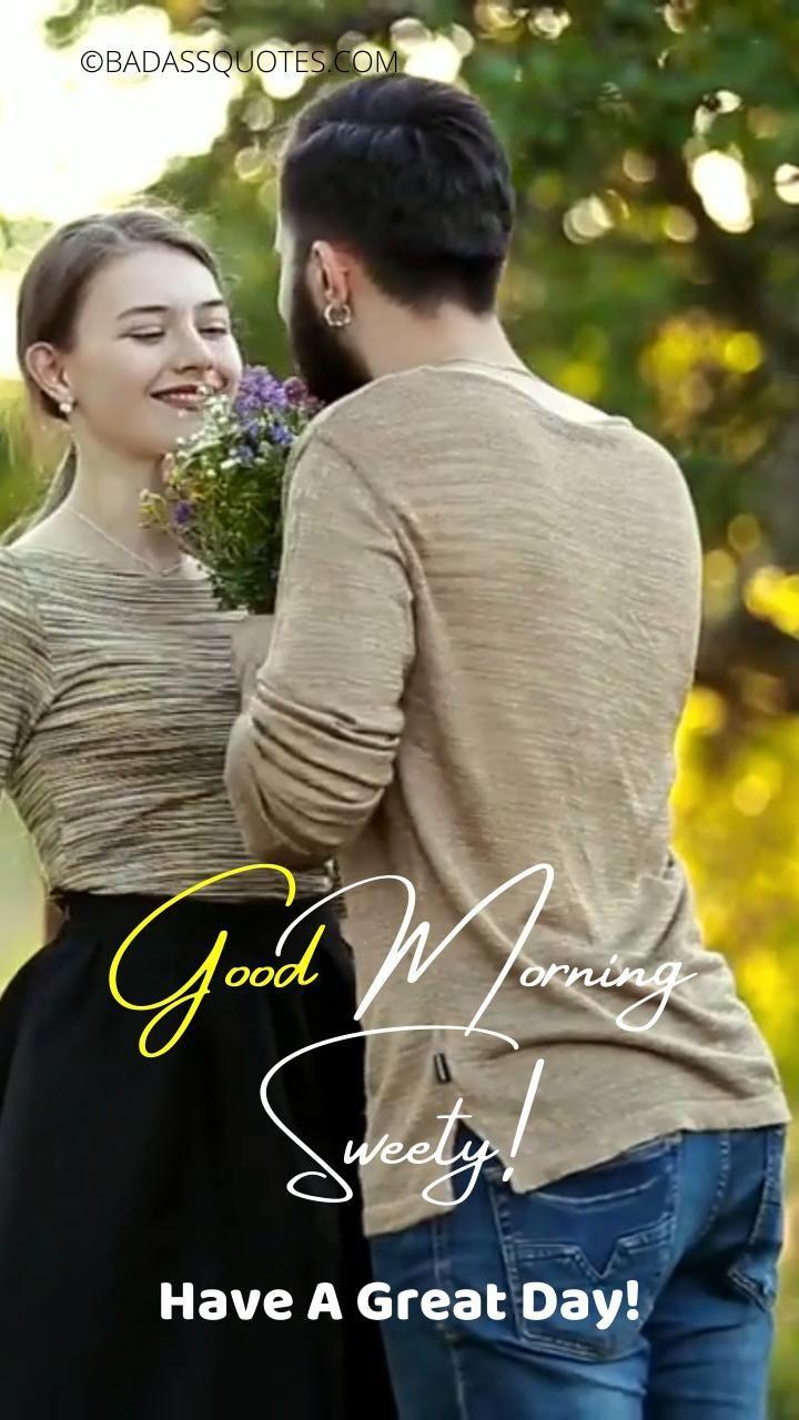 Romantic Good Morning Video for Love!