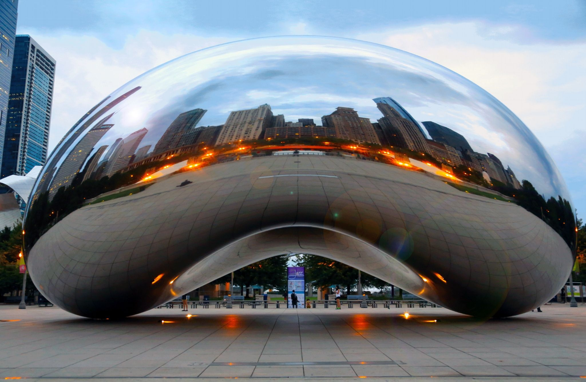 Cloud Gate by Kevin Harris on 500px