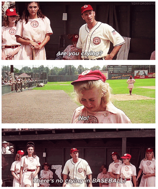 Best Comedy Movie Quotes Of All Time: A League Of Their Own (1992)