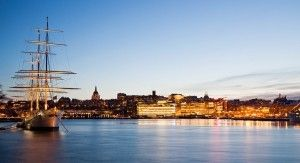 cruise norway to sweden