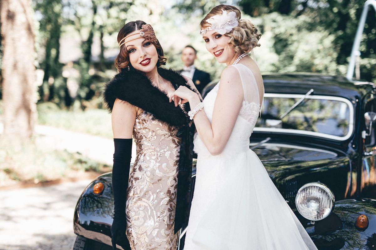 StyleShoot Roaring 20ies - HERRUNDFRAUW.de - die Hochzeitsfotografen
