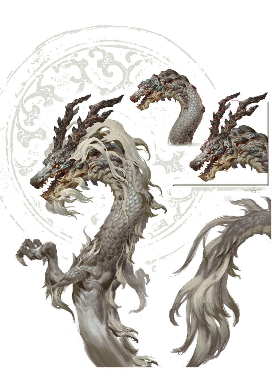 by Aikoo King   CREATURE   Pinterest   Dragones, Criatura y Fantasía